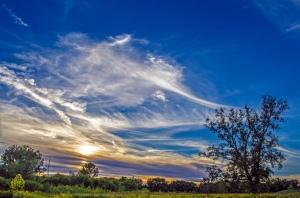 Sunset, 9/14/13