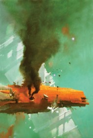 Zoe's Tale. Art by John Harris
