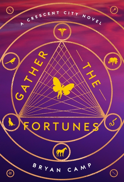 Cover to Gather the Fortunes by Bryan Camp